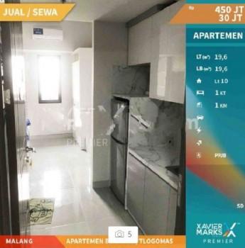 Apartemen Paling Strategis Idaman Cantik Di Begawan, Tlogomas Malang Lantai 10 Tower C #1