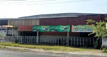Dijual Tanah Plus Bangunan Ruko Di Jl. Raya Belitang Buay Madang Oku Timur #1