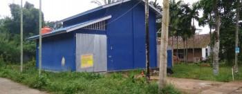 New Listing Dijual Lahan Dan Gedung Pabrik Es Kristal Pinguen Sukamoro Banyuasin Palembang #1