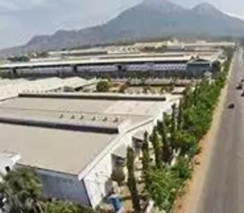 Gudang Lokasi Ngoro Industrial Park - Mojokerto #1