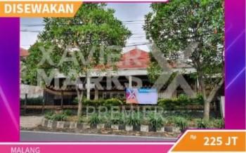 Di Sewakan Rumah Dekat Ijen Boulevard Dan Hotel Di Jl. Buring Malang #1