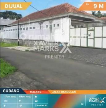 Dijual Gudang 0 Jalan Bandulan Kota Malang, Akses Kontainer #1