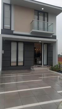 Dijual Rumah Baru Dalam Cluster Dicilangkap Jakarta Timur #1