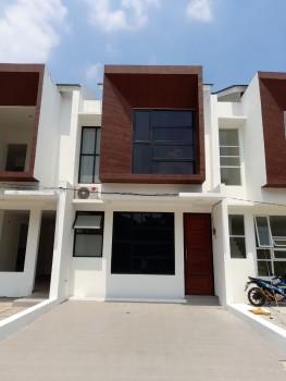 Rumah 2 Lantai Minimalis Dan Strategis Dekat Tol Andara Di Pondok Labu Depok #1