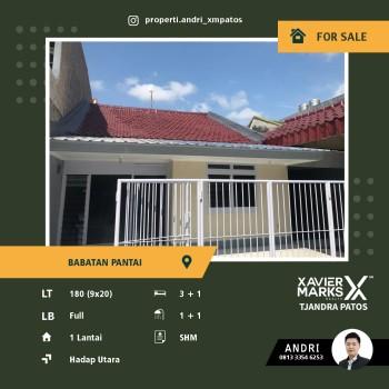 Dijual Rumah Murah Babatan Pantai Lebar 9 M Surabaya Timur #1