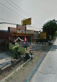 Dijual Rumah+ Minimarket Yang Berlokasi Di Batang #1