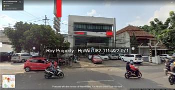 Dijual Gedung 3 Lantai Ex Dealer Mobil Di Cihapit Bandung Siap Pakai Best Price #1