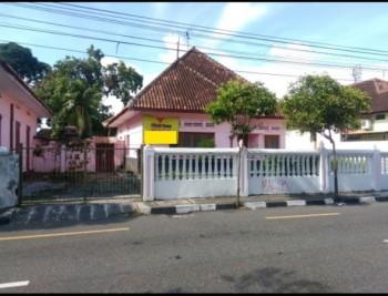 Rumah Kuno Di Jl Bausasran Dekat Malioboro Pakualaman Yogyakarta #1