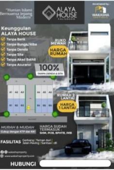 Rumah Hunian Pusat Kota Jember Murah #1