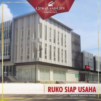 Citraland City Samarinda Golden Boulevard Siap Pakai #1