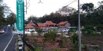 Tanah Ex Rumah Makan Lokasi Pinggir Jalan. Fasilitas Lengkap Cocok Sebagai Tempat Rekreasi Keluarga #1