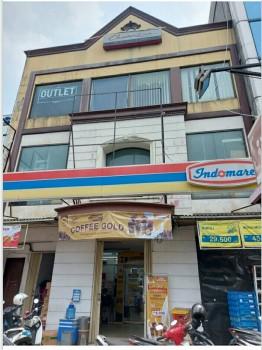 For Sale Dijual Gedung Kantor 4 Lantai Di Kawasan Komersial Utama Warung Buncit Jakarta Selatan #1
