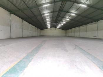 Gudang Luas Bisa Untuk Container 40 Feet Strategis Di Bekasi Dekat Tol #1