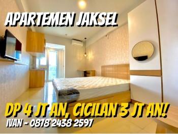 Dijual Apartemen Bintaro Park View 400 Juta An Termurah Di Jakarta Selatan #1