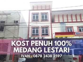 Dijual Rumah Kost Medang Lestari Dekat Gading Serpong Terisi Penuh #1