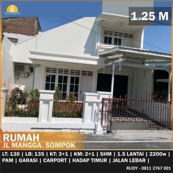 Dijual Rumah Lokasi Strategis Semarang Selatan #1