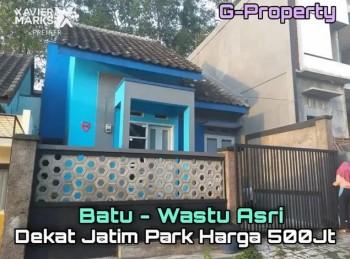 Dijual Rumah Siap Huni Di Perumahan Wastu Asri , Junrejo Batu #1