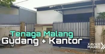 Disewakan Gudang Dan Kantor Di Jalan Tenaga Malang #1