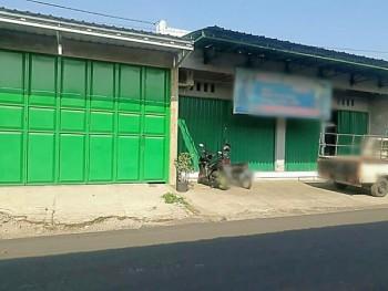 Disewakan Kios + Gudang Di Bolon, Colomadu #1
