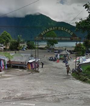 Tanah Hot List Langsung Los Danau Beratan Jalan Utama Raya Bedugul Bali #1