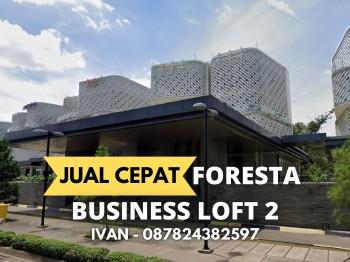 Dijual Cepat Foresta Business Loft 2 Bsd City Harga Bu #1