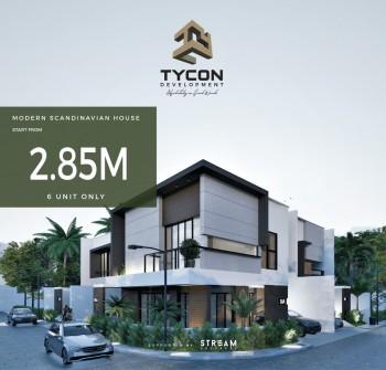 6 Unit Rumah Baru Di Gayungsari Surabaya Selatan #1