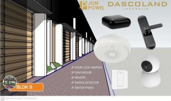 Gudang Dascoland Manyar Gresik Smart Warehouse System  Dekat Gate Tol #1