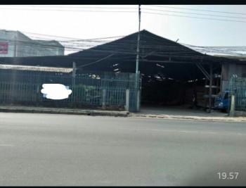 Dijual Cepat Gudang  Jalan Raya Bogor #1