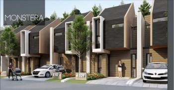 Rumah Baru Murah Hanya 3 Menit Ke Stasiun Ka Tenjo Tanggerang - Bogor #1