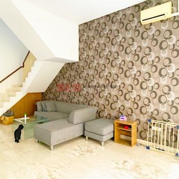 Disewa Rumah Furnished ( 10x20 ) Crown Golf - Pantai Indah Kapuk #1