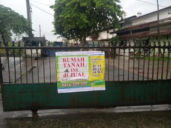 Dijual Rumah & Tanah Luas Ex : Gudang / Kantor Luas 4.352 M2 Di Medan #1