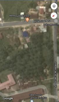 Tanah Letak Strategis Di Pinggir Jln Ibukota Tapanuli Tengah #1