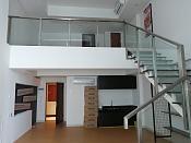 Disewa Apartment Roseville Soho Suite, 2 Lantai, 1 Br, Uk 100 M2, Bsd Tangerang Selatan #1