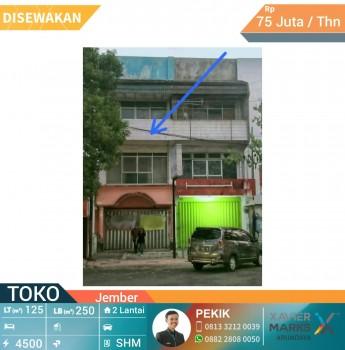 Toko Ciamik Di Pinggir Jalan Raya Utama Tengah Kota #1