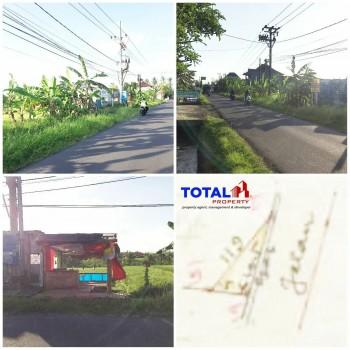 Dijual Tanah Luas 25 Lokasi Strategis, Buc Hrg 75 Jt Di Desa Nyanyi, Tanah Lot, Tabanan #1