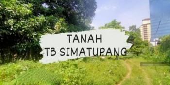Tanah Murah Dibawah Njop Siap Bangun Lokasi Strategis Di Tb Simatupang Jakarta Selatan #undefined