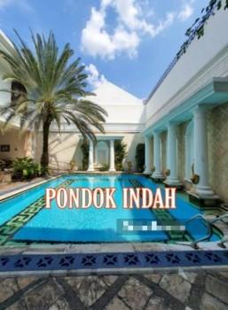 Jual Rumah Mewah Di Pondok Indah, Jakarta Selatan Jl.metro Pondok Indah #undefined