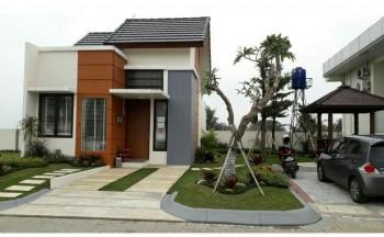 Rumah 300 Jutaan Nuansa Resort Bali Di Atangsanjaya Bogor #1