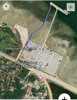 Tanah Strategis Dekat Pelabuhan Bungkutoko Dan Terminal Konteiner Pelindo 4 Kota Kendari Sulawesi Tenggara #1