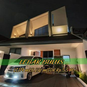 Rumah Mewah Dalam Komplek Lebak Bulus,lebak Bulus Jakarta Selatan #1