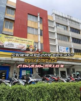 Dijual Ruko 4 Lantai Sinpasa Commersial Summarecon Bekasi #1