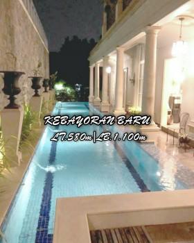 Rumah Mewah Luxurious Di Area Selong Kebayoran Baru Jakarta Selatan #1