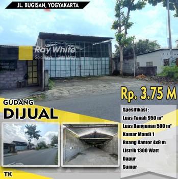 Gudang Jl. Bugisan Yogyakarta #1