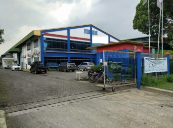 Dijual Gudang Di Kawasan Industri Mm 2100 Cibitung Bekasi. (eks Pabrik Kaca). #1
