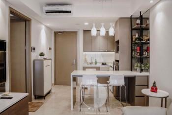 Apartemen Gold Coast 1br, Furnish. Lnt Sedang #1