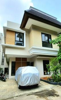 Rumah Cluster Baru Yang Menawan Di Area Jagakarsa #1