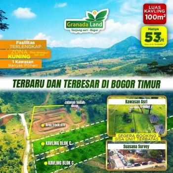 Kavling Eduwisata Granada Land #1