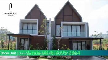 Pinewood Residence @ Summarecon Bogor Tahap 2,rumah Cantik  2 Lt,harga Perdana 1.5 M-an,pasti Untung #1