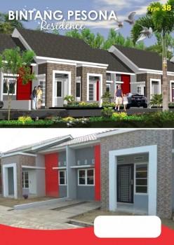 Rumah Bintang Pesona Residence Dekat Tol Semayang #1