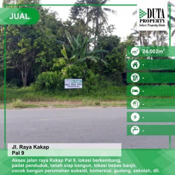 Tanah Kakap Pal Sembilan Pontianak, Kalimantan Barat #1